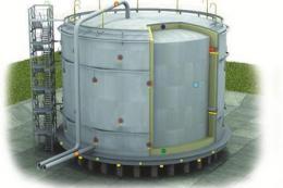 Модель изотермического резервуара