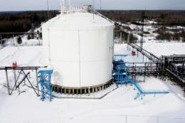 Готовый изотермический резервуар